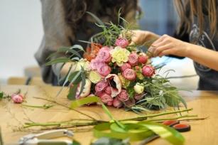 Салон цветов Chalet Bouquet поздравляет с Днём флориста!